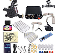 Starter Tattoo kit 1 Tattoo Machine Power Supply