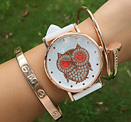 Owl Watch Women's Circular Quartz Fashion Wrist Watch Students watch (Assorted Colors) Cool Watches Unique Watches