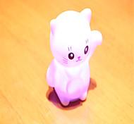 plutus luces gato pequeña noche intermitente cenizas