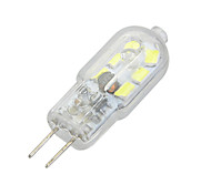 3W G4 Luces LED de Doble Pin Luces Empotradas 12 SMD 2835 100-200 lm Blanco Cálido / Blanco Fresco Decorativa DC 12 / AC 12 V 1 pieza