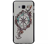 Painting Pattern PC Ultrathin Back Case For Samsung Galaxy A8