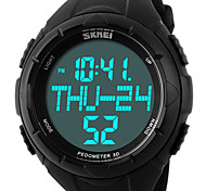 SKMEI 50 m Waterproof, Motion Track Steps, Calories, Outdoor Adventure Sports Watch Cool Watch Unique Watch