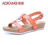 Aokang® Women's Leather Sandals - 132823157