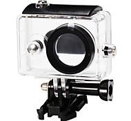 Professional Diving Waterproof Housing Case For Xiaomi Xiaoyi Camera(Assorted Colors)
