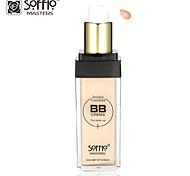 Soffio BB Cream Moisturizing Liquid Foundation Isolated Oil