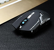 2.4GHz 1600DPI 3D USB 6 Button Charging Optical Wireless Mouse Cordless Game Dazzling Mouse Computer PC Laptop Desktop