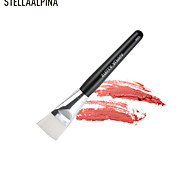 Stellaalpina Foundation Brush Synthetic Hair MAC Makeup Style Eco-friendly / Portable Wood Face