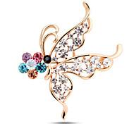 Delicate Butterfly Brooch