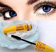 Mascara Cream Trocken Verlängert / Gehobene Wimpern / Lang anhaltend / Wasserdicht / Dick / Locken Schwarz Augen / Augenwimpern 1 1 Others