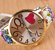 Woman Leisure Wrist  Watch
