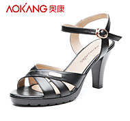 Aokang® Women's Leather Sandals - 132812047