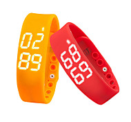 W2 Smart Bracelet / Activity Tracker Alarm Clock / Calories Burned / Temperature Display / Sleep Tracker / Timer / PedometersiOS /