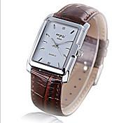 Square Men Quartz Fashion Gift Watches