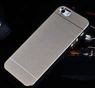 cubierta ultra delgado duro de nuevo caso para el iphone 6 (colores surtidos)
