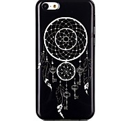 Dreamcatcher Pattern TPU Phone Case for iPhone 5C