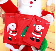 1pcs 2015 la vendita di grande pacco regalo applique di natale (colore casuale)