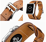 SKIN Steel Watch Strap For Apple Watch Band Adapter Metal Connector For iWatch 42mm with Strap Regulator Open Tool