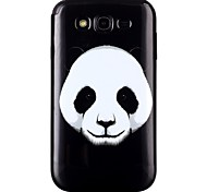 Panda TPU Material Cell Phone Case for Samsung GALAXY G360/J1/J2/G5308/9060/