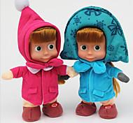 Masha Doll Cartoon Martha Marsha Plush Stuffed Soft Toys PP Cotton Masha and Bear Animals Baby Toys for Children Girls