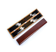 FuLang Fishing Float Box High Range Float Box Fortune Paulownia Wood  FB37