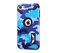 Waterproof Shockproof Hard Military Duty Case Cover for iPod iTouch6(Assorted Colors)