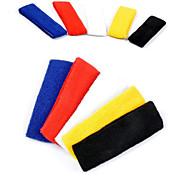 Altri Sport Support Supporto Sport Termica / caldo / Protettivo / Traspirante Esercizi di fitness / Sport di gruppo / Tempo liberoGiallo