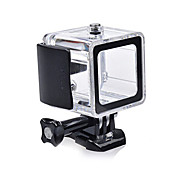 60M Underwater Diving Waterproof Housing Protective Case Accessory Kits With Bracket For GoPro Hero4 session