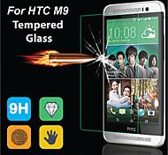 Hartglas Displayschutzfolie für HTC One m9