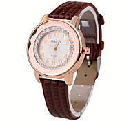 Fashion Casual Hot Sale Women Quartz Wristwatch