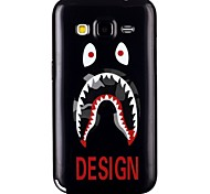 Eye tooth Pattern TPU Phone Case for Galaxy Grand Neo/Galaxy Grand Prime/Galaxy Core Prime