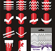 12 Set Different Sizes Different Pattern Professional Making Pattern Nail Art Tool