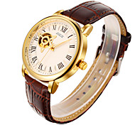 Men's Watch The Belt Hollow Mechanical Business Casual Gift Trade Waterproof Watch Cool Watch Unique Watch