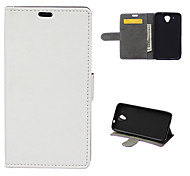 Flip Leather Magnetic Protective Case For HTC 520(Assorted Colors)
