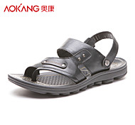 Aokang® Men's Leather Sandals - 121723254