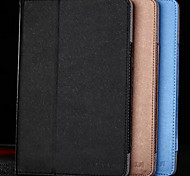 10.1 Inch Triple Folding Pattern High Quality PU Leather for Teclast X10HD(Assorted Colors)