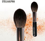 Stellaalpina Blush Brush / Powder Brush Goat Hair MAC Makeup Style Professional / Portable Wood Face