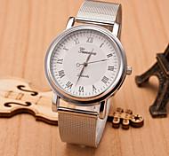 Women's Fashion  Roman Geneva Quartz Hand Catenary  Mesh Belt Watch(Assorted Colors) Cool Watches Unique Watches