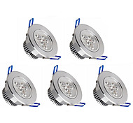 Dimmable Recessed led downlight 6W LED Spot light led ceiling lamp AC 110V/220V