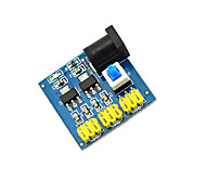Multiple-output DC-DC Voltage Converter Module / 12V turn 3.3 / 5 / 12V Power Module - Blue