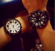 Fashion Men And Women Lovers Watch