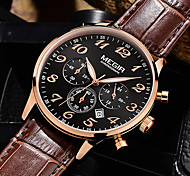 MEGIR ™ Men Watches 2015 New Fashion Quartz Watch Luxury Brands Sports & Outdoors Watches