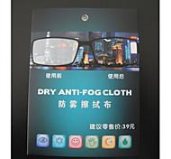 Anti-Fog Fiber Plastic Anti fog Cleaning Cloth