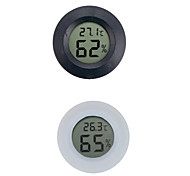 Portable Mini Digital Temperature Humidity Tester Meter Thermometer Hygrometer LCD Display