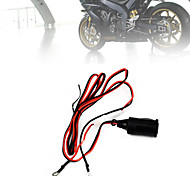 Waterproof Car Boat Motorcycle Cigarette Lighter Plastic Power Socket 12V