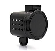 marco protector cnc filtro caso + 52mm uv para la sesión Hero4 GoPro