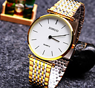 Unisex Fashion Mens Watches Stainless Steel Quartz Wrist watch Cool Watch Unique Watch