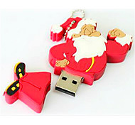 10x Santa Claus USB Stick, Cartoon Quality Flash Drive Christmas gift idea 8GB