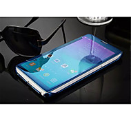 Clear View Mirror Flip Case Cover Original Transparent Case For Galaxy Note 5/Note 4(Assorted Color)