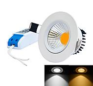Luci a sospensione 1 Illuminazione LED integrata jiawen 7 W Intensità regolabile 0~630LM LM Bianco caldo / Luce fredda 1 pezzo AC 85-265 V