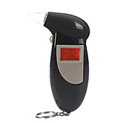 Digital LCD Backlit Display Breath Alcohol Tester Breathalyzer Audible Alert